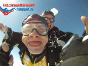 Anbieter Fallschirmspringen Viechtach Tandemsprung