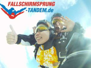 Skydive Rothenburg oder Tauber