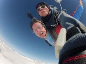 Skydiving Deggendorf Tandemspringen